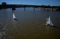 2013 - Arkansas River Sail Boat Races in September